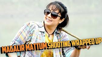 Magalir Mattum shooting wrapped up