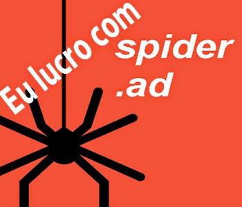 spider ad programa de afiliados que paga por clique