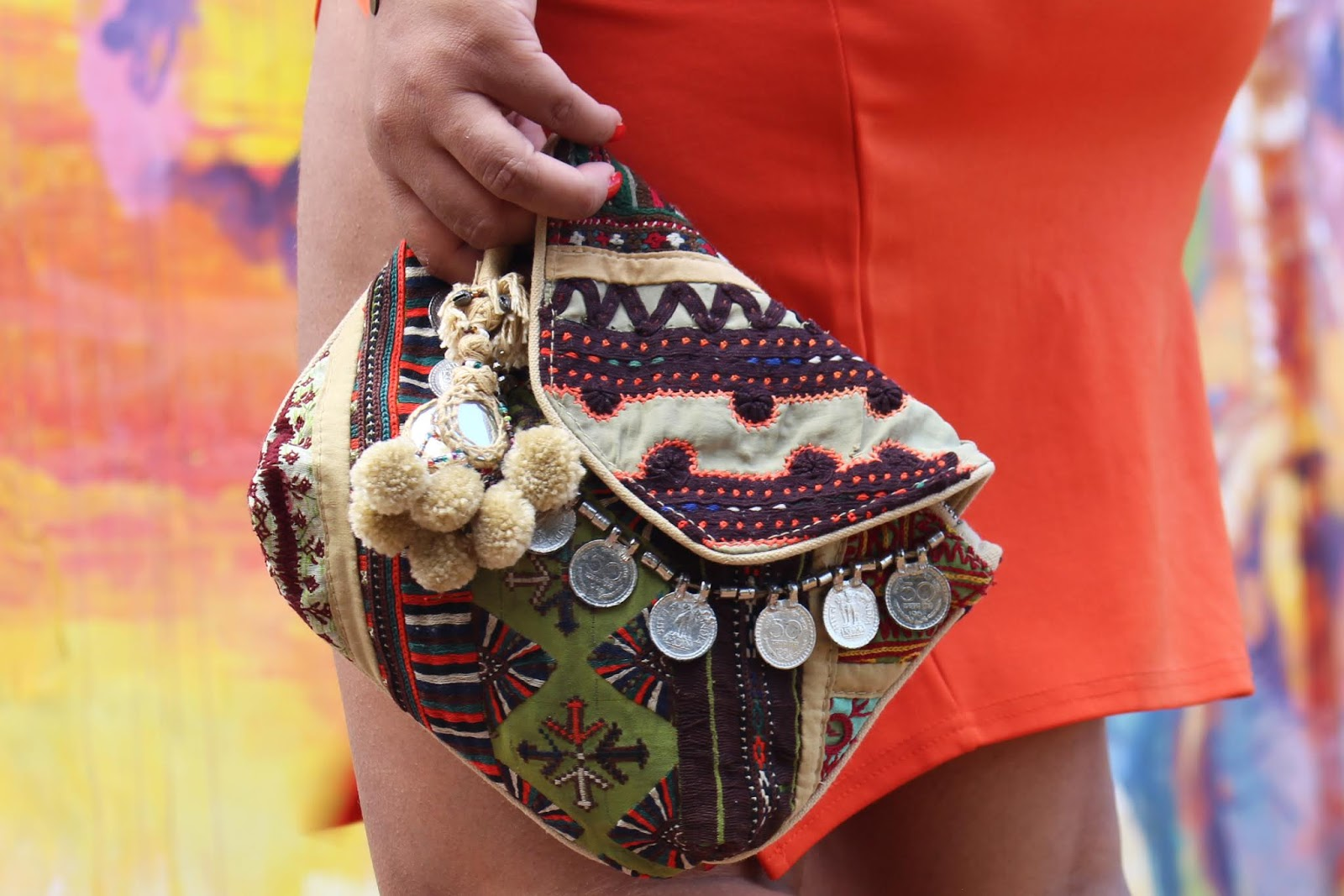 francis sling, sunu, curacao, ydk, mural, art, district, downtown, otrobanda, fashionblogger, travel blogger