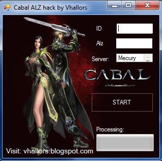 cabal alz hack cheat march 2012 update