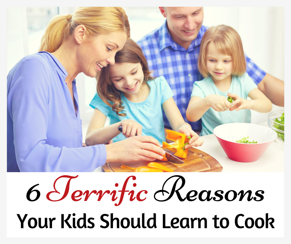 the importance of learning how to cook in my family Family meals are a comforting ritual for both parents and kids  kids to new foods and to be role models for healthy eating  can be another learning lesson for.