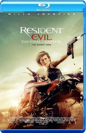 Resident Evil The Final Chapter 2016 WEB-DL 720p 1080p