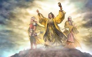 2. กบฏโพกผ้าเหลือง 黄巾起义