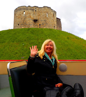 Pat Dunlap York CitySightseeing Bus Tour