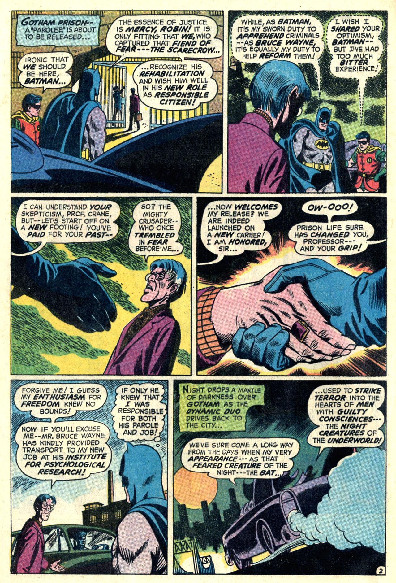 Detective Comics (1937) 389 Page 3