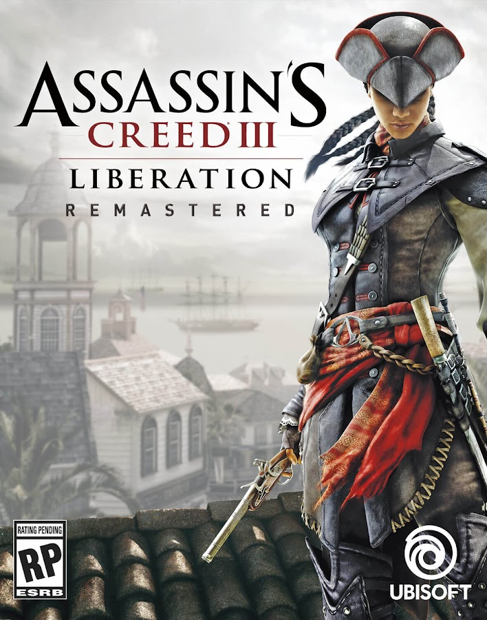 assassin's creed 3 liberation remastered ps4