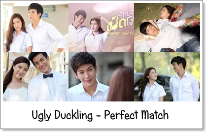 Image result for Ugly Duckling Series: Perfect Match