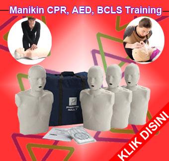 Manekin Training CPR, Alat Peraga Bantuan Pernapasan CPR, Boneka Pendidikan CPR, Phantom Pelatihan Untuk CPR, Manikin CPR Tindakan P3K/First Aid