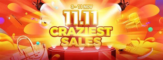 ezbuy, ezbuy malaysia, 11.11 Craziest Sales, ezbuy Prime, prime shipping, international shipping, lifestyle, shopping, online shopping