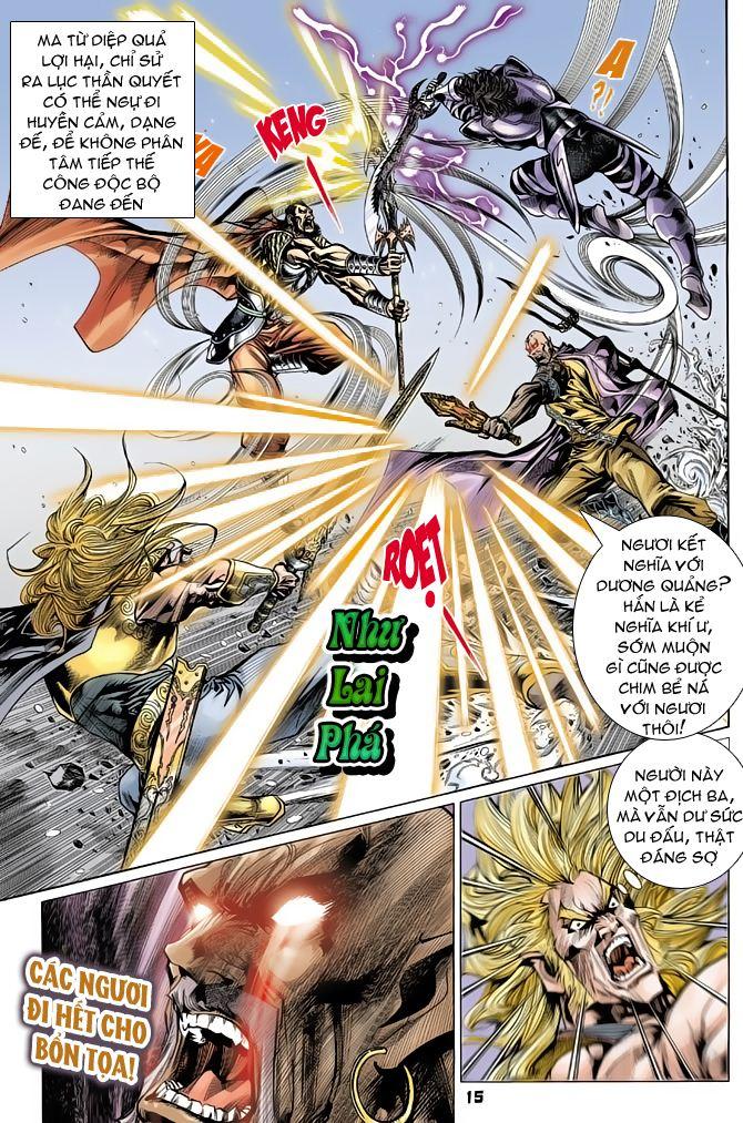 Đại Đường Uy Long chapter 56 trang 15
