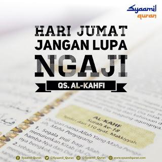 Hikmah dan Keutamaan Membaca Surat Al-Kahfi di Hari Jum'at