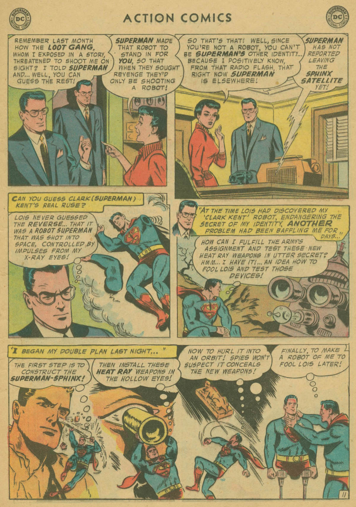 Action Comics (1938) 240 Page 12