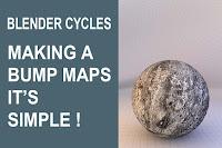 Cara Membuat Bumps Maps Blender Cycles