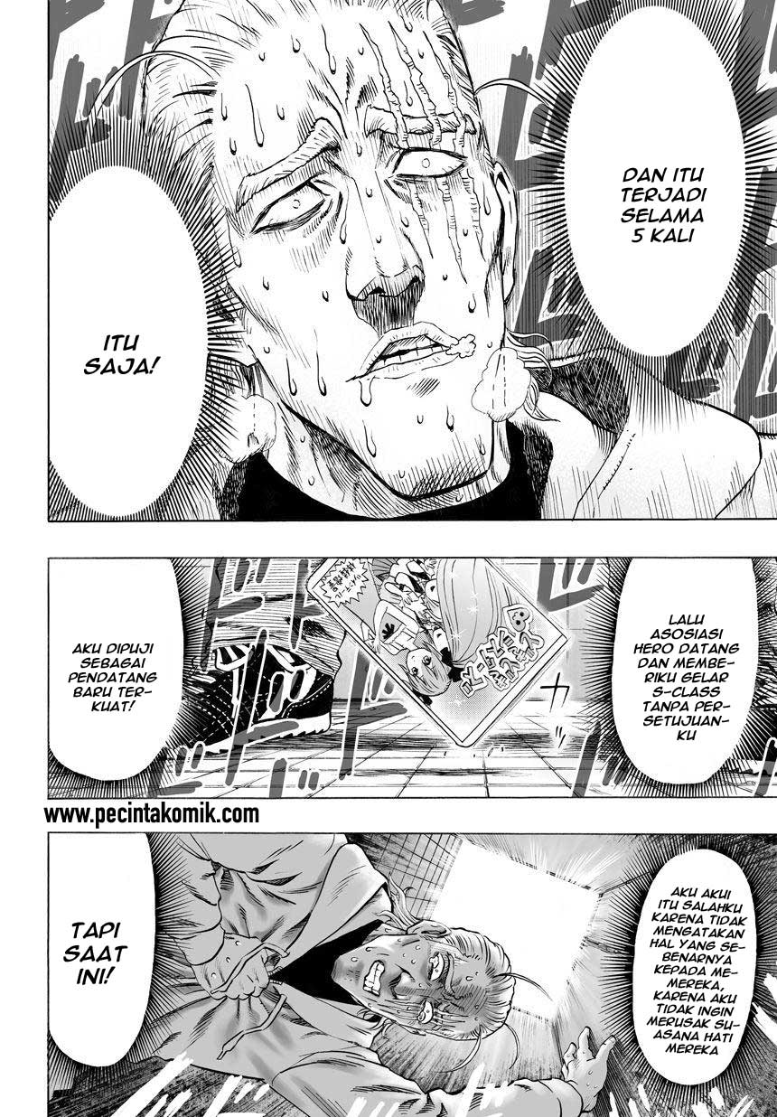 Baca Komik One Punch Man Chapter 50 part 2 Bahasa Indonesia