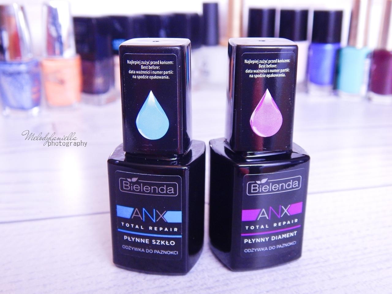5 bielenda total repair odżywka płynne szkło płynny diament anx recenzja najlepsze odżywki serum do paznokci jak wzmocnić paznokcie french manicure