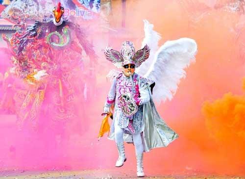 Presentarán en agosto Carnaval de Oruro 2017