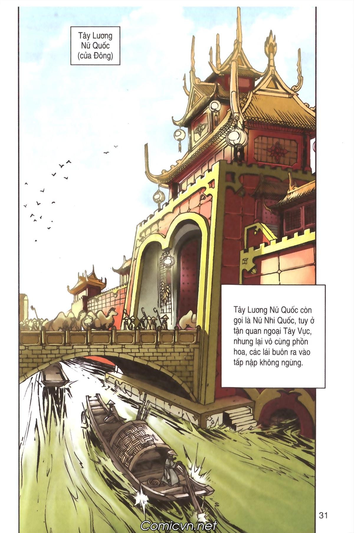 Tây Du Ký màu - Chapter 96 - Pic 29