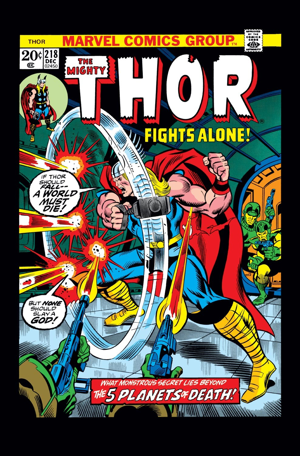 Thor (1966) 218 Page 1