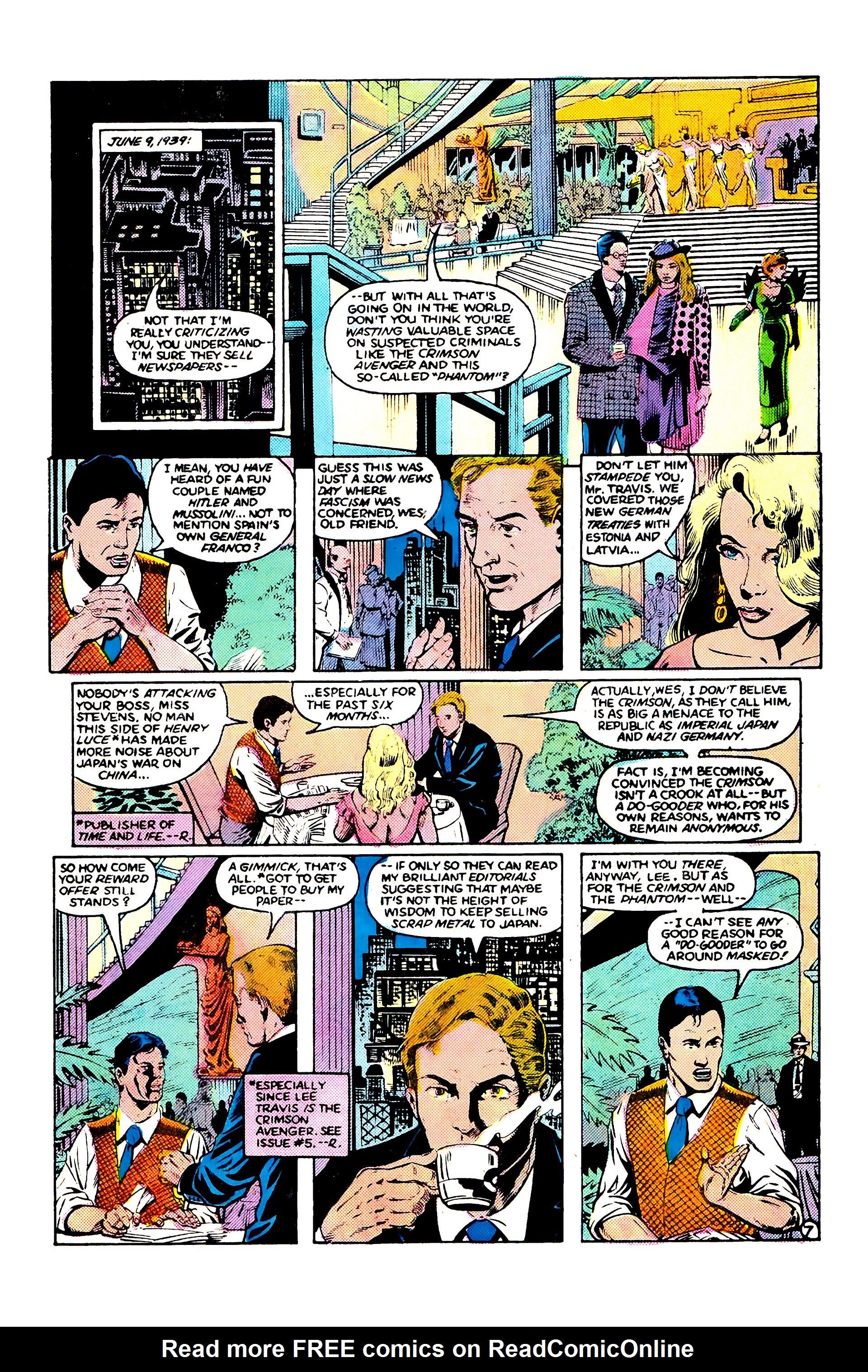 Read online Secret Origins (1986) comic -  Issue #7 - 31