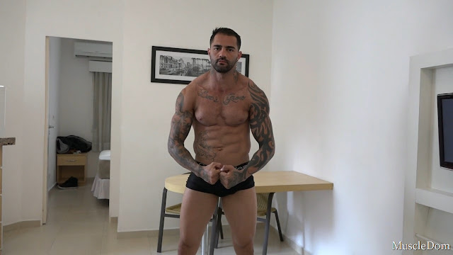 MuscleDom - Tiger 2