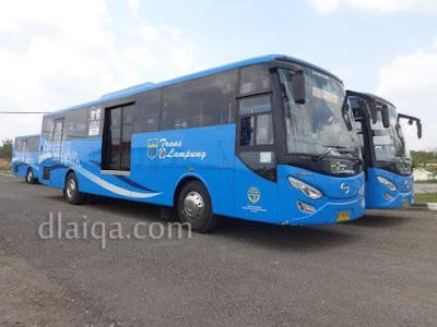 Bus Trans Lampung