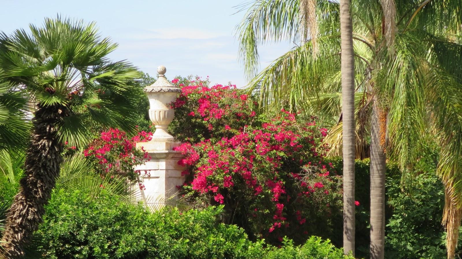 hortibus voyage palais et jardins prives de sicile avec les jardins du gers. Black Bedroom Furniture Sets. Home Design Ideas