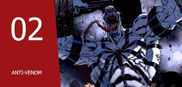 jenis-jenis symbiote selain venom