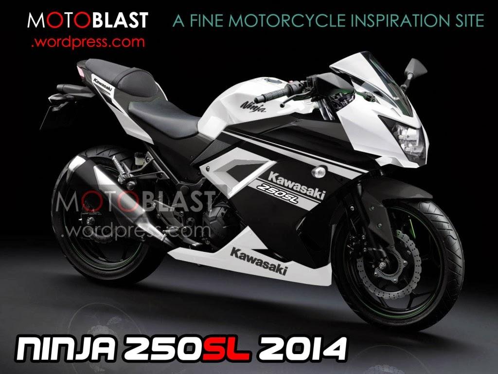 Blog Modifikasi Motor Kawasaki Ninja Silinder Siap Diluncurkan