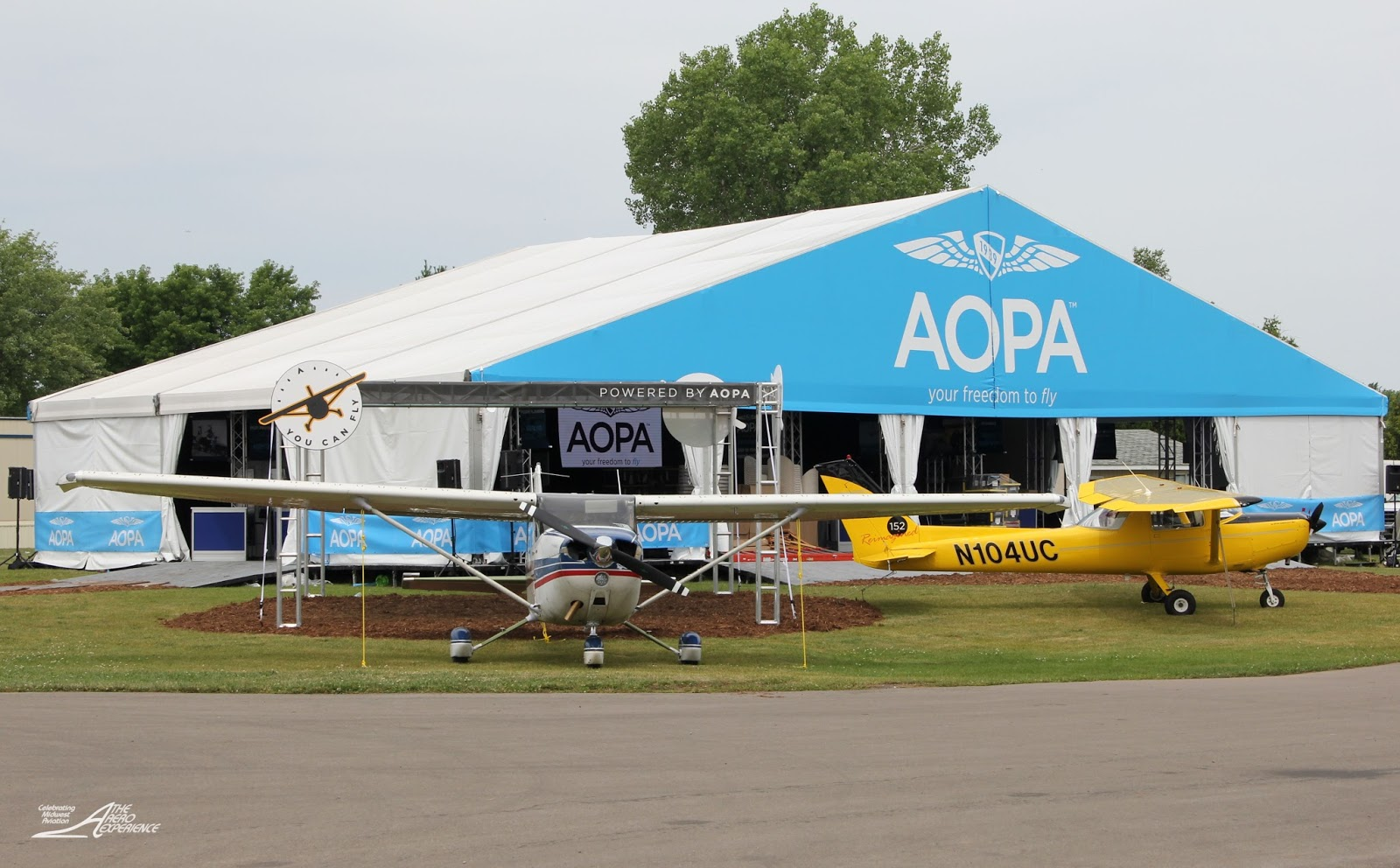 The Aero Experience: EAA AirVenture Oshkosh 2016: Exhibitors