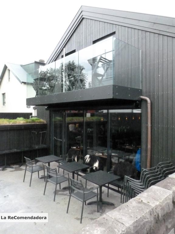 La Recomendadora Restaurante Rok En Reykjavik