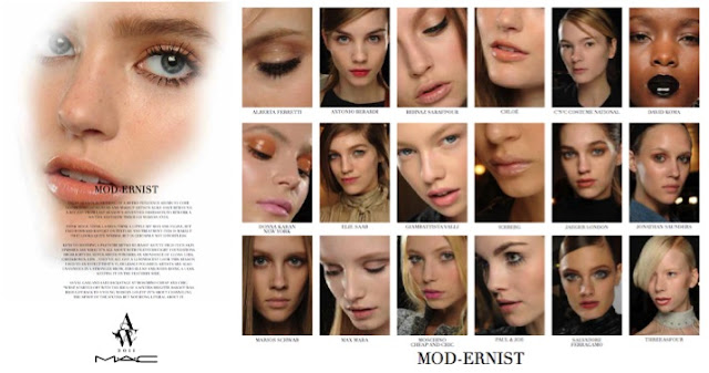 Mod Ernist M.A.C Autumn/Winter 2011 Trends Recap