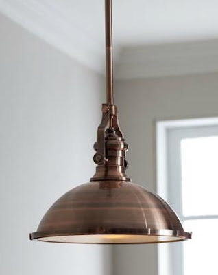 Industrial Pendant Light by Horchow : copper pendant lights australia - azcodes.com