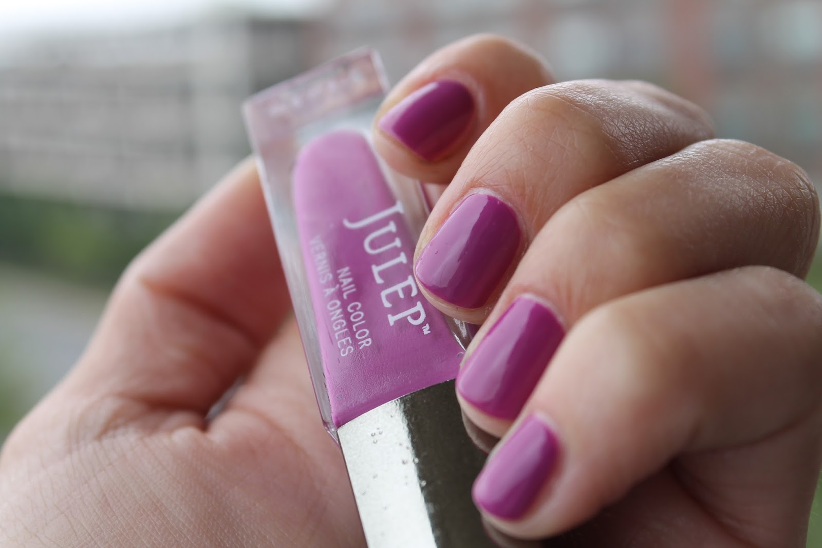 Healthier Nails Thanks to Julep: Featuring XOXO + A FREE BOX! | Joey ...