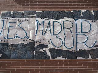 Resultado de imagen de IES Madrid SUR