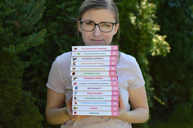 Moja marka Różowa Wieża. Anita Wójtowicz i jej karty edukacyjne