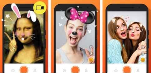 Aplikasi Kamera Selfie Lucu