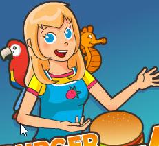 العاب طبخ لعبة مطعم برجر Burger Restaurant 4 العاب فلاش نار