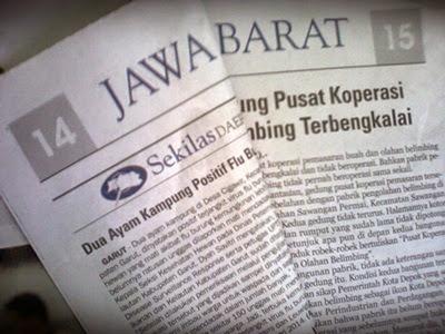 Paginasi Surat Kabar dan Majalah