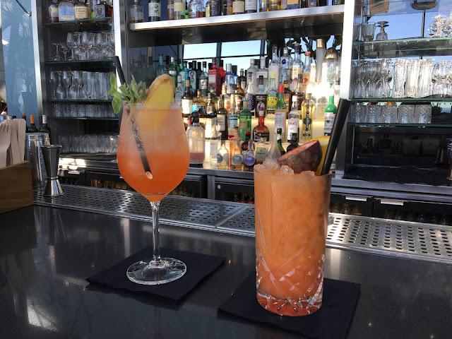 Sky Garden London Drink