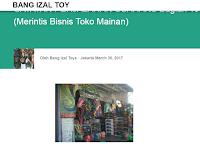 Bangizaltoy.com : Blog Personal Pengusaha Mainan Anak - Anak