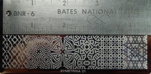 Symetrika size