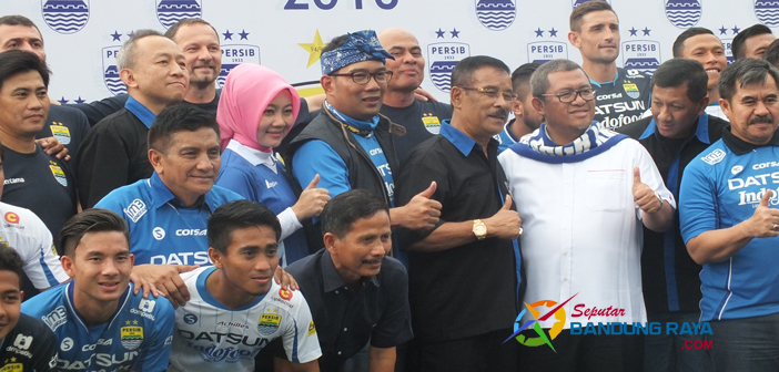 Launching Persib 2017