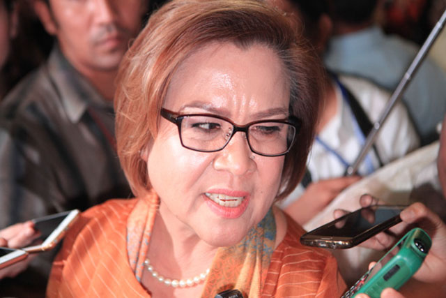 'May Araw Din Kayo!' Says De Lima to Critics Who Fabricated Evidence Against Her
