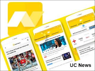 cara menghasilkan uang dari uc news