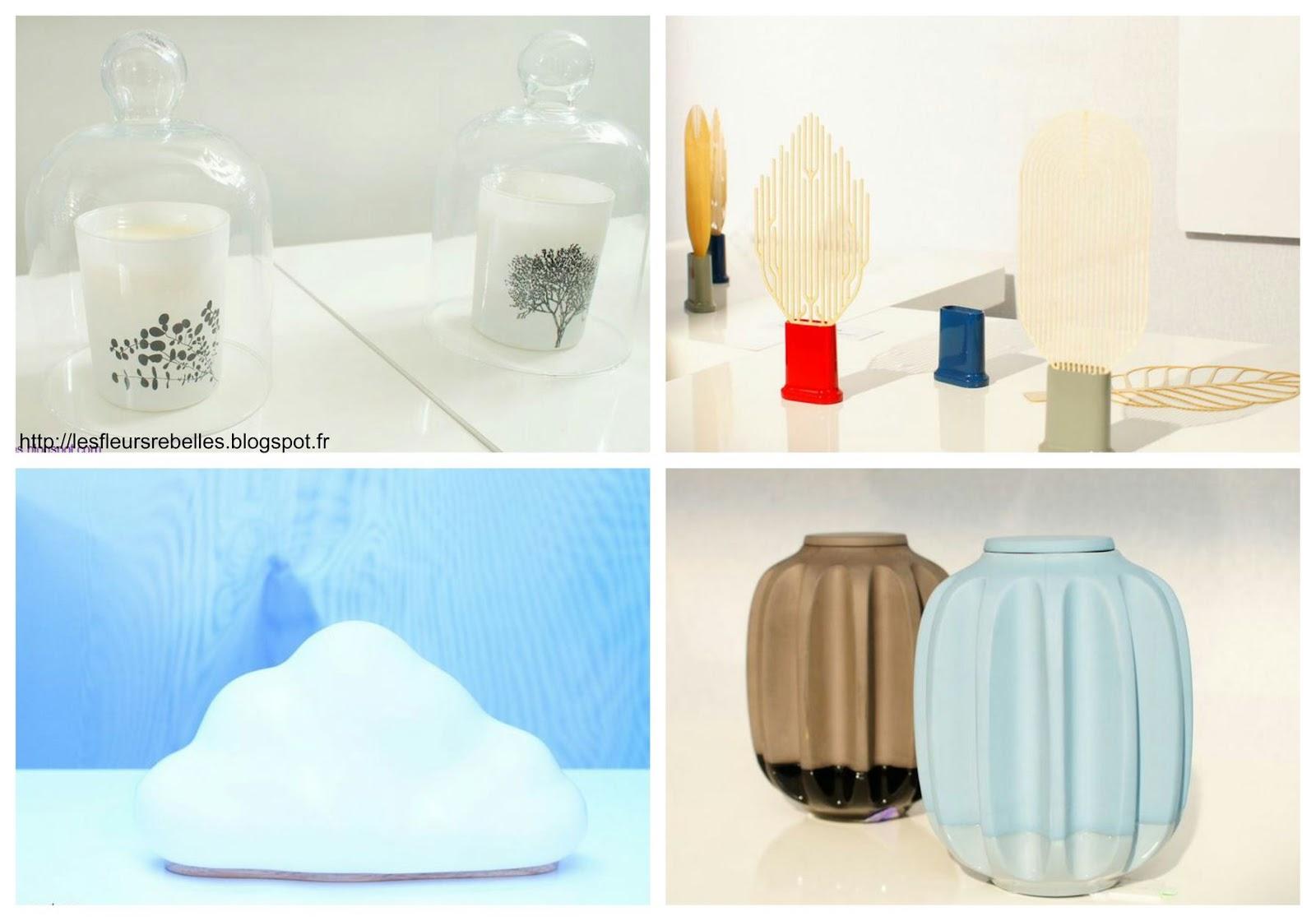 De beaux objets décoratifs en céramique qui diffusent lentement les parfums dambiance par capillarité h 135 cm ø 105 cm a découvrir en juillet 2015