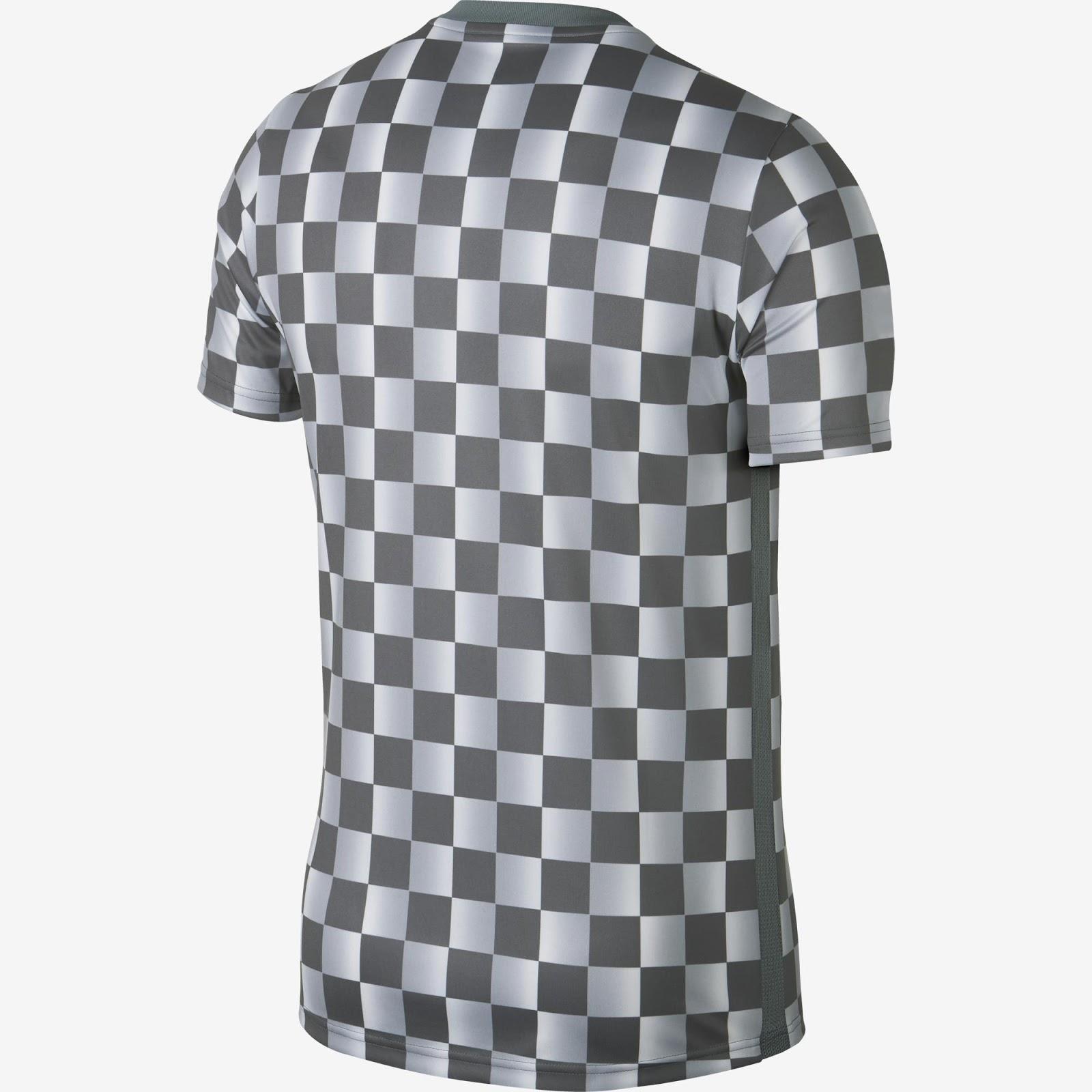3cd50a26ad Veja como ficou a nova camisa de treino do Internacional 2019