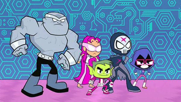 Teen Titans Go - Season 1 Episode 40 Online For Free - 1 -3785