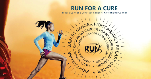 Take action. Run For A Cure 2017