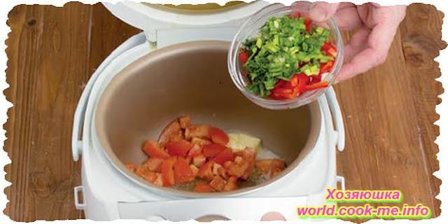Тушенная утиная грудка в овощном маринаде в мультиварке 5