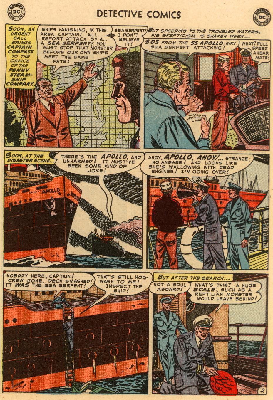 Read online Detective Comics (1937) comic -  Issue #207 - 21